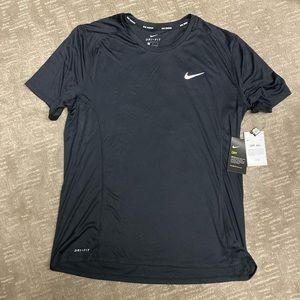 Men's Nike Dri-Fit Short Sleeve Black